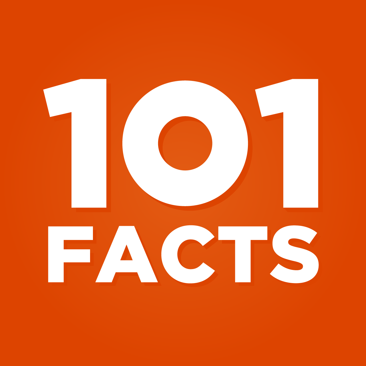101 Facts Logo