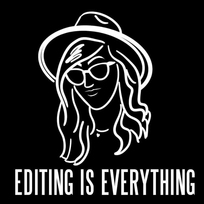 Editing is Everything Logo